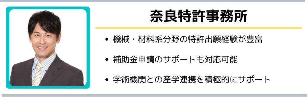 奈良特許事務所