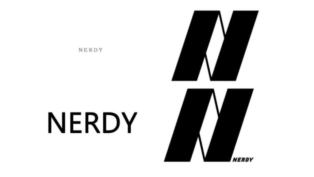 NERDY商標